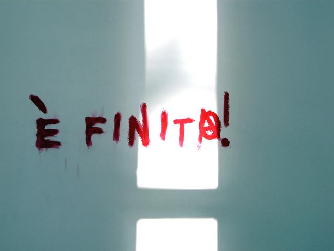 Finito / Mart Rovereto