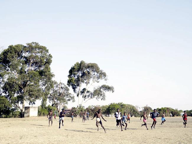 Matero Boy School, Lusaka, Sambia (Foto Thomas Hoeffgen)