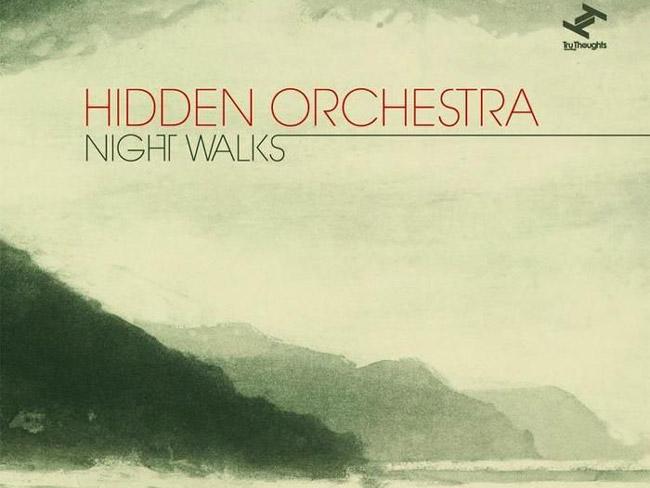 Cover: Hidden Orchestra, Night Walks