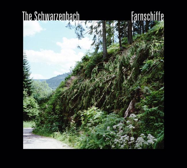 The Schwarzenbach - Farnschiffe - Cover